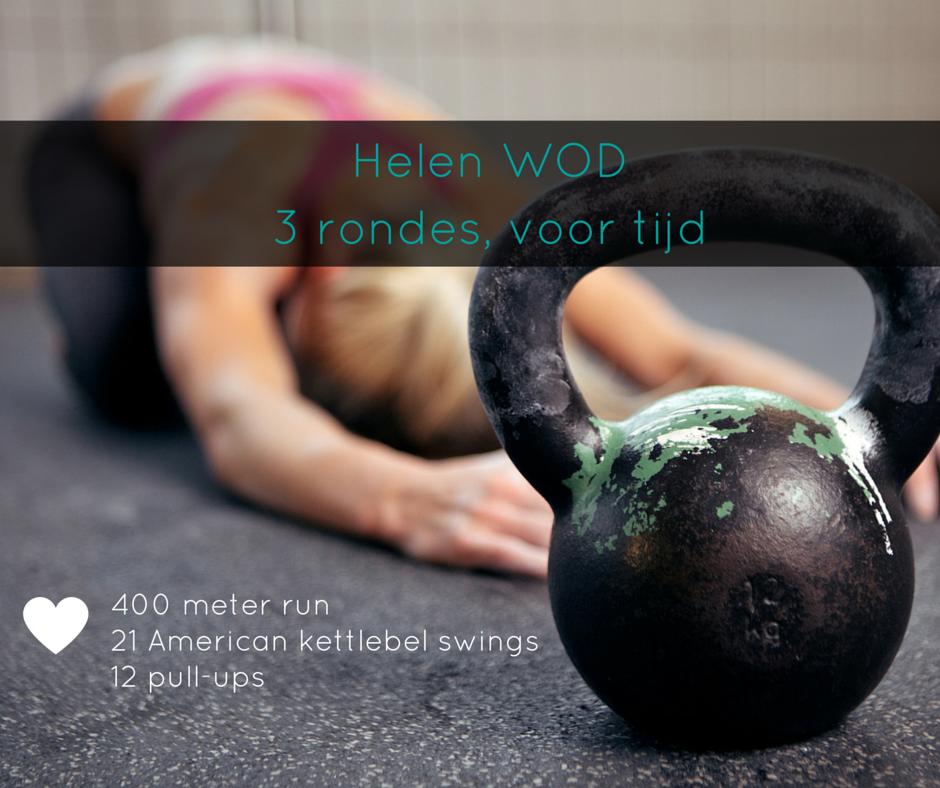 Helen WOD