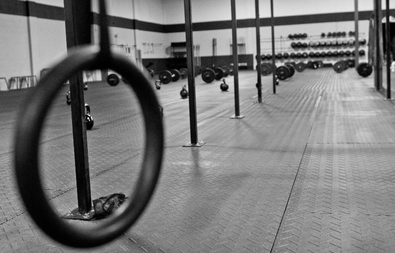 de CrossFit box