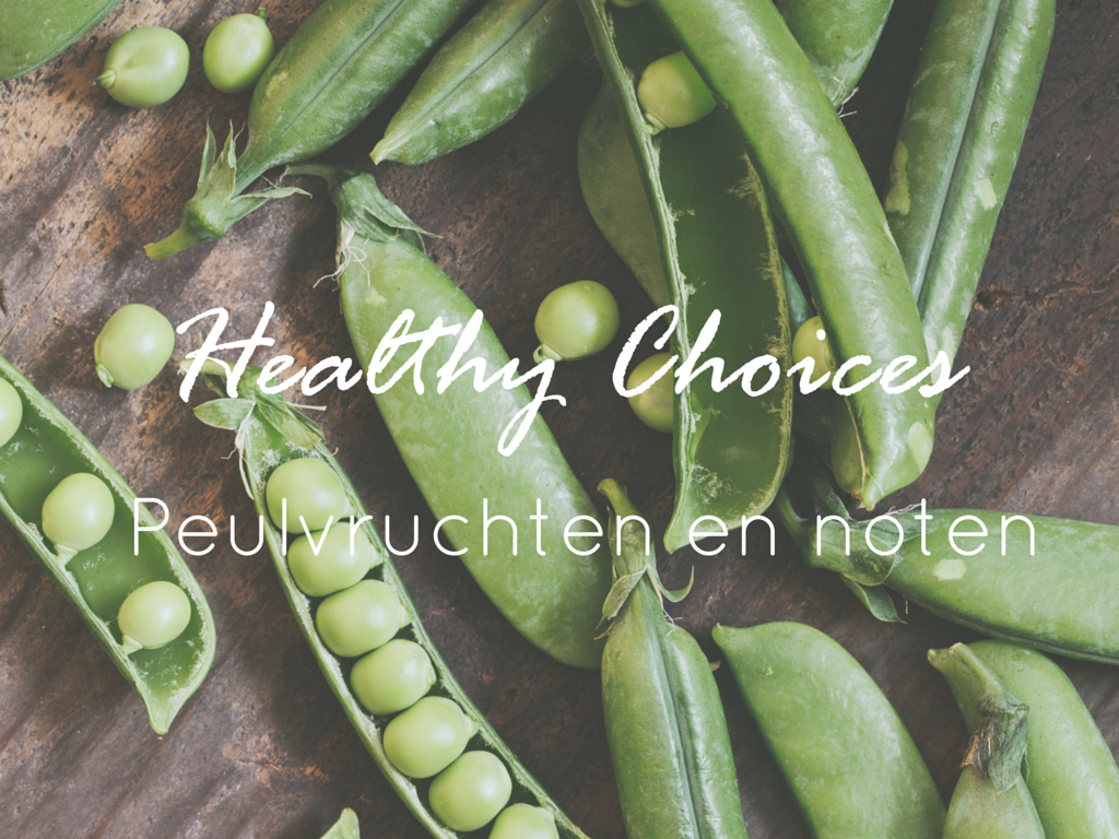 Peulvruchten en noten, healthy choices