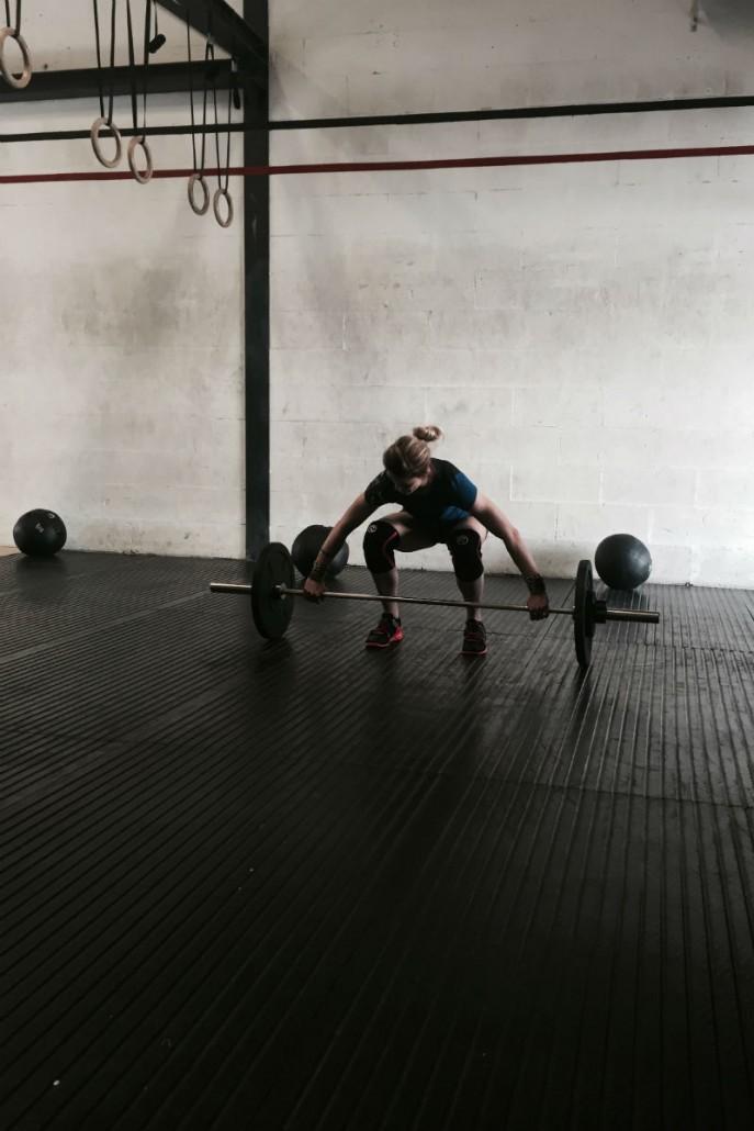 CrossFit competitie - Cross My Heart
