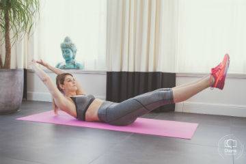 Home workout, thuis trainen