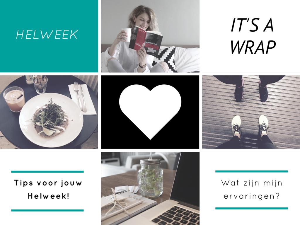 Helweek challenge, vlog