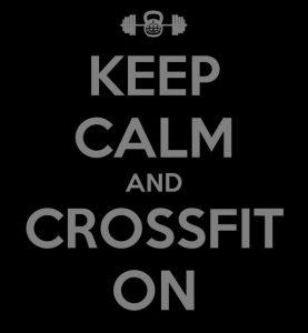 Huilen tijdens een CrossFit WOD?