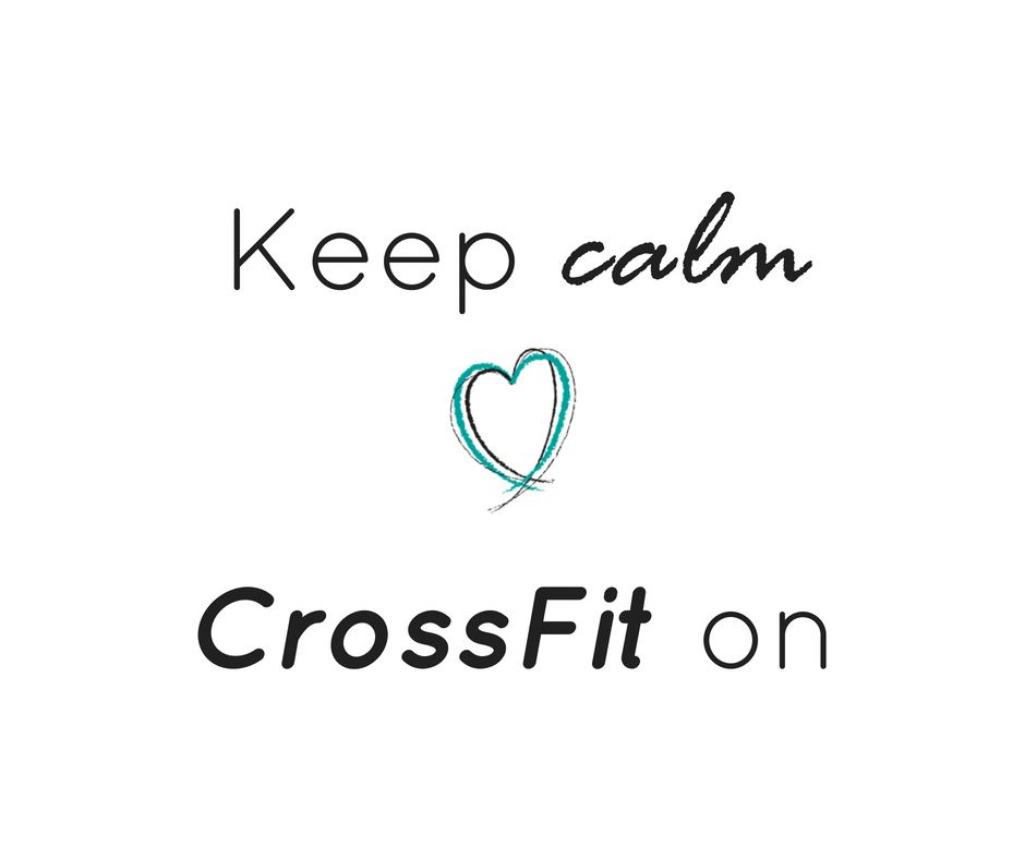 Angst in de CrossFit box