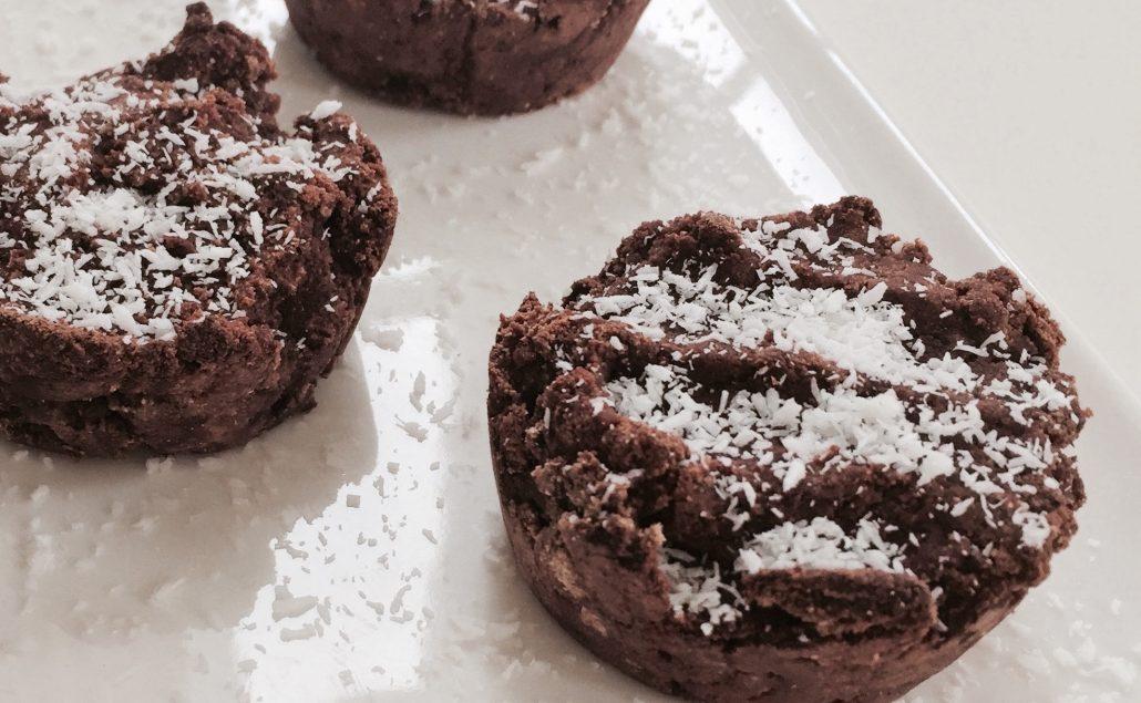 Chocomuffins, lekker voor de feestdagen